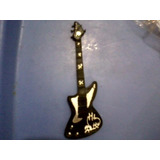 Moldes De Caucho De Silicona Super Flexibles Guitarra!!!!!