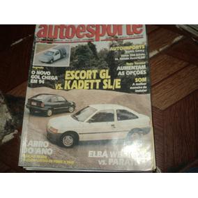 Auto Esporte 1993 Jan N332
