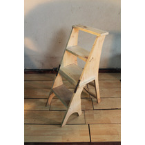 Novedosa Silla Convertible En Escalera - Muy Original