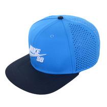 Boné Masculino Nike Sb Performance Trucker Azul