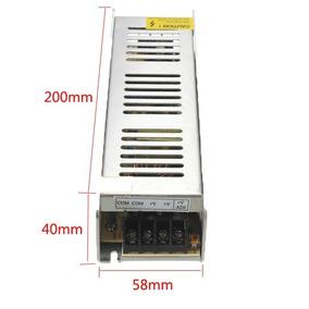 Led Fuente De Poder 200w 12v 16.7ampers Power Supply Drivers