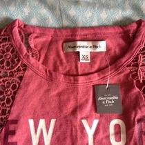 Blusa Regata Abercrombie Feminino Original Hollister Camisa