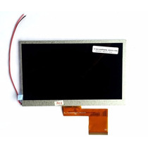 Display Lcd Tela Tablet Dl Tg-m73 Mobile Plus 3g 60 Vias