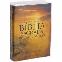 Bíblia Católica Met. Lectio Divina Deuterocanônicos + Capa