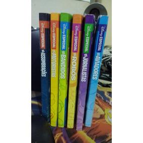 Disney Especial - Os Seis Primeiros Volumes