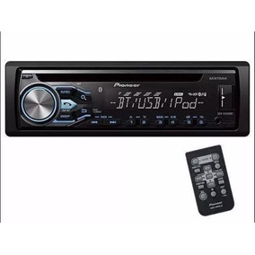 Auto Radio Cd Pioneer Deh-x4850bt Usb Ipod/iphone Bluetooth