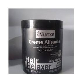 Creme Alisante Btox Hair Mutantion 1kg - Alisa E Relaxa