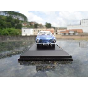 Miniatura De Veiculo Vw Karmann Ghia Escala 1;43