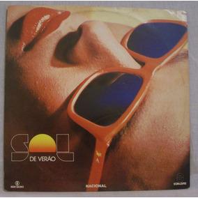 Lp Novela Sol De Verão - Nacional - Som Livre - 1982