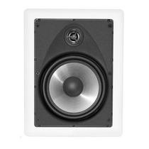 Arandela Caixa Som Embutir Gesso Retangular Loud Lr6 100w