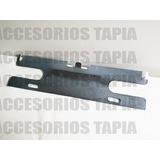 Porta Placa Trasero Para Vw Sedan Vocho Aluminio