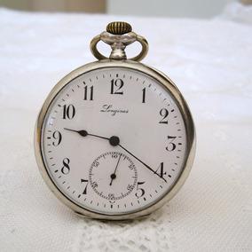 2189b26bb7b Relogio Longines Bolso - Relógios De Bolso no Mercado Livre Brasil