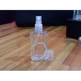 40 Frascos De Vidro De Perfume 65 Ml Válvula Spray