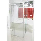 Box Banheiro Vidro Temperado 8mm Vila Vieira Zona Norte