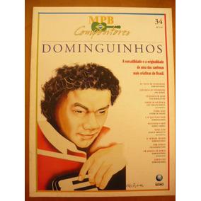 Promoção Revista Mpb Compositores Dominguinhos - Cod.21762