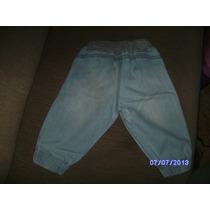 Ne004 Calça Comprida Jeans Algodão Da Teddy Boom