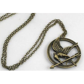 Collar Sinsajo Juegos Del Hambre Hunger Games Catching Fire