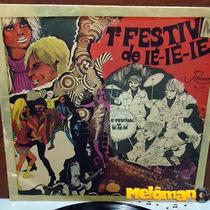 Va 1967 1º Festival Do Iê-iê-iê Lp Osfalcões Os Panteras