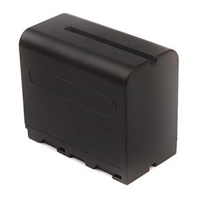 Bateria Np-f960 P/ Sony Hvr-hd1000 Pd170 Vx2000 Z1 Fx1 Z5