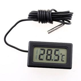 Medidor De Temperatura Digital Com Sensor Externo
