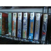 Cartuchos Nintendo 64.