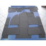 Carpete Cinza Cortado Para Vw Fusca