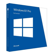 Chave Windows 8.1 Pro 32/64bits