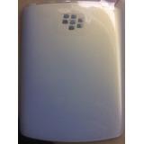 Tapa Trasera De Blackberry 8520 Géminis. Color Blanca
