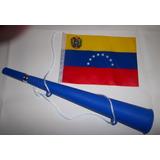 Corneta Colgante.trompeta Colgante Del Tricolor De Venezuela