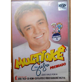 Multiokê Do Gugu Sertanejo 4