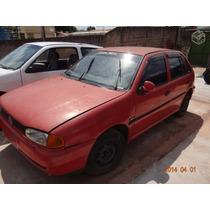 Vw - Volkswagen Gol - Sucata Em Peças - 1998
