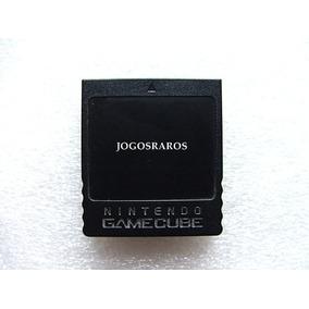 Game Cube: Memory Card Original 251 Blocos!! Com Garantia!!