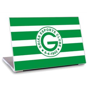 Skin Adesivo Notebook Goiás Futebol Logo Time Skdi4148