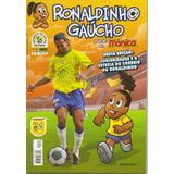Ronaldinho Gaucho Revista Nº 35 Editora Panini Comics