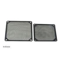 Filtro Fan De Alumínio - Akasa - 140 Mm ( Grm140-al01-bk )