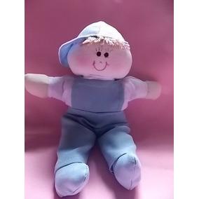 Boneco De Pano, Boneco P Decoração, Lembrancinhas,chá Bebê