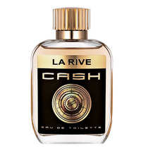 Cash La Rive - Perfume Masculino - Eau De Toilette 100ml