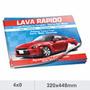 Tapete De Papel P/ Carro Personalizado P/ Lava Rápido