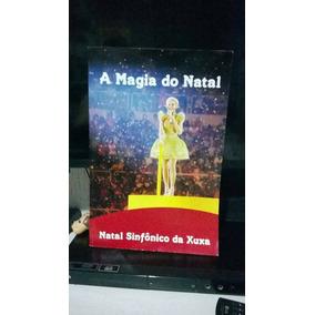 Revista Gigante Natal Mágico Da Xuxa (raro E Exclusivo)