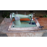 Vendo Maquina De Coser Antigua Faber Funcionando