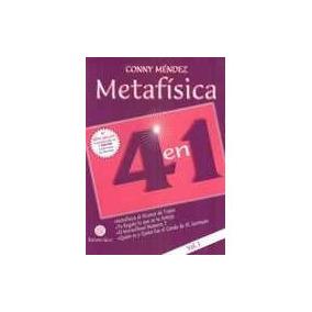 Metafísica 4 En 1 Vol. 1 ( Conny Méndez)