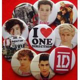 10 Pines Prendedores Colección One Direction