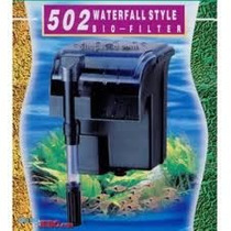Filtro Externo Jebo 502 450 L/h Paraiso Dos Aquários