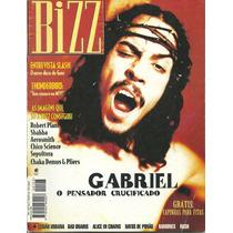 Revista Bizz- Gabriel Pensador,elvis Presley,legião Urbana