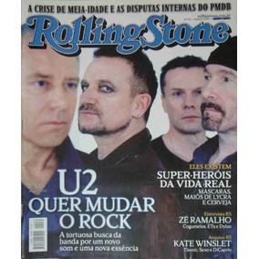 Rolling Stone No. 30 Março 2009 U2