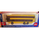 Siku 1884 Micro Bus Doble Piso 1/87 Precio Insuperable !!!