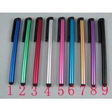 Lapiz Optico Capacitativo P/ Tablet Celular Ipad Samsung