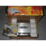 Planta Boss 1000w 4 Canales 400rms Nueva En Caja Ch650 Ampli