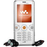 Sony Ericsson W610i Prata Novo Nacional Desbloqueado
