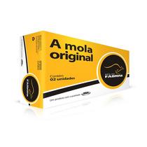 Jogo Molas Dianteiras + Tras Polo Sedan 03/ Original Fabrini